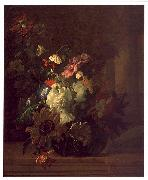 Rachel Ruysch Still Life of Flowers oil painting artist