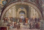 Raphael The School of Athens oil painting