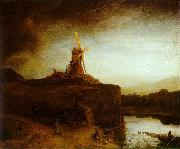The Mill, Rembrandt