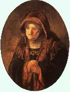 Rembrandt Rembrandt's Mother oil painting
