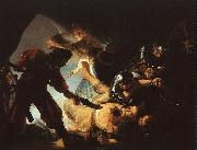 The Blinding of Samson, Rembrandt