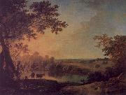 View in Windsor Great Park, Richard  Wilson