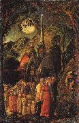Samuel Palmer Coming from Evening Church oil painting