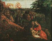 Samuel Palmer The Rest on the Flight into Egypt 2 oil painting