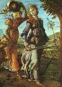 Sandro Botticelli The Return of Judith oil painting