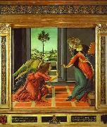 Cestello Annunciation, Sandro Botticelli