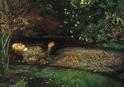 Sir John Everett Millais Ophelia oil painting