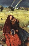 Sir John Everett Millais The Blind Girl oil painting