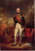 Sir William Beechey Horatio Viscount Nelson oil painting