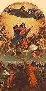 Assumption of the Virgin dsg, TIZIANO Vecellio