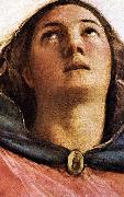 Assumption of the Virgin (detail) t, TIZIANO Vecellio