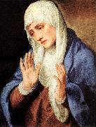 Mater Dolorosa (with outstretched hands) aer, TIZIANO Vecellio