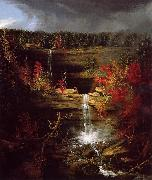 Falls of Kaaterskill, Thomas Cole