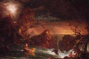 Thomas Cole Voyage of Life oil painting reproduction
