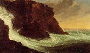 Frenchmans Bay Mt. Desert Island, Thomas Cole