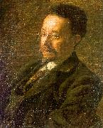Portrait of Henry Ossawa Tanner, Thomas Eakins