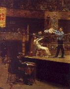 Thomas Eakins Between Rounds oil painting
