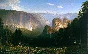 Grand Canyon of the Sierras, Yosemite, Thomas Hill