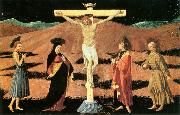 Crucifixion wt, UCCELLO, Paolo