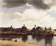 View of Delft sr, VERMEER VAN DELFT, Jan