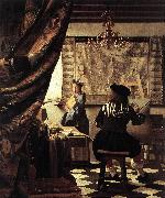 The Art of Painting er, VERMEER VAN DELFT, Jan