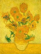 Sunflowers  ww, Vincent Van Gogh