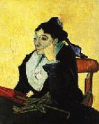 The Woman of Arles(Madame Ginoux)