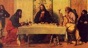 The Supper at Emmaus, Vincenzo Catena