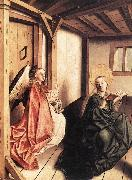 WITZ, Konrad Annunciation r oil painting