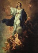 Assumption of the Virgin sg, MURILLO, Bartolome Esteban