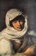 The Girl with a Coin (Girl of Galicia) sg, MURILLO, Bartolome Esteban