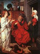 PROVOST, Jan Abraham, Sarah, and the Angel af oil painting