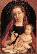PROVOST, Jan Virgin and Child agf oil painting