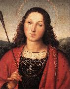 RAFFAELLO Sanzio St Sebastian oil painting reproduction