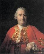 RAMSAY, Allan Portrait of David Hume dy oil painting