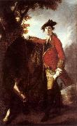 REYNOLDS, Sir Joshua Captain Robert Ormem gyj oil painting artist