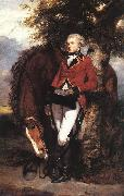 REYNOLDS, Sir Joshua Colonel George K. H. Coussmaker, Grenadier Guards oil painting artist
