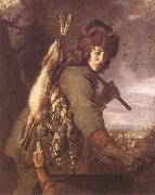 SANDRART, Joachim von November af oil painting