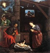 Adoration of the Shepherds sw, SAVOLDO, Giovanni Girolamo