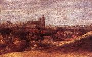 SEGHERS, Hercules View of Brussels from the North-East ar oil painting