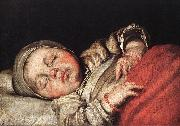 Sleeping Child e, STROZZI, Bernardo