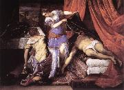 Judith and Holofernes ar