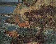 Point Lobos Carmel, Childe Hassam