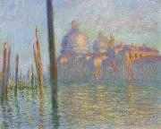 The Grand Canal, Claude Monet