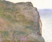 The Pointe du Petit Ailly in Grey Weather, Claude Monet