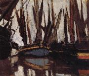 Fishing Boats, Claude Monet