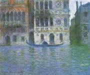 Claude Monet The Palazzo Dario oil painting reproduction