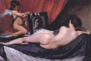 Diego Velazquez The Toilet of venus oil painting reproduction