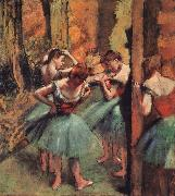 Edgar Degas Danseuse oil painting reproduction