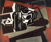 Juan Gris Still life oil painting reproduction